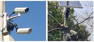 遠隔管理システム(防犯カメラ)