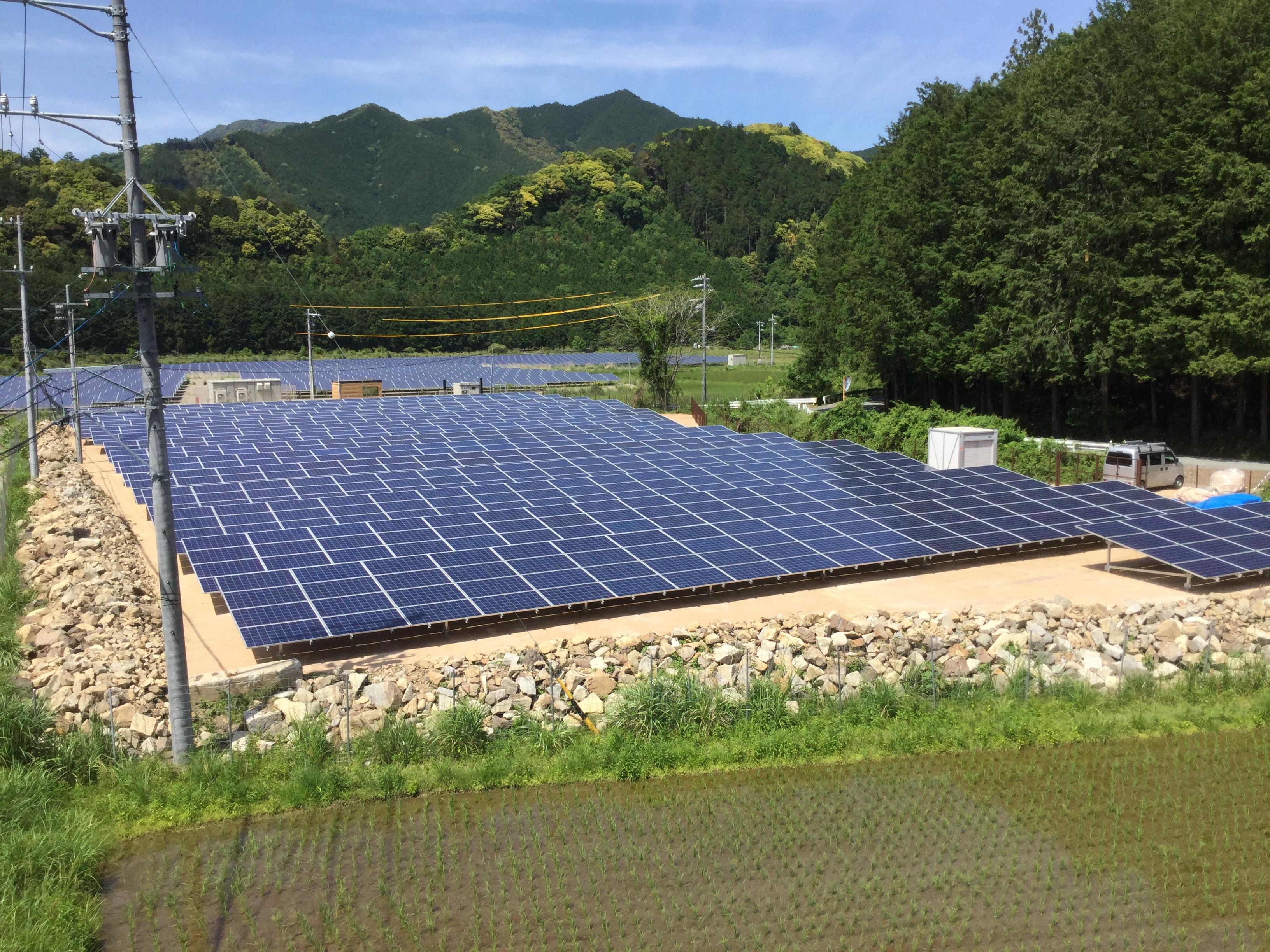 LP紀伊長島太陽光発電所
