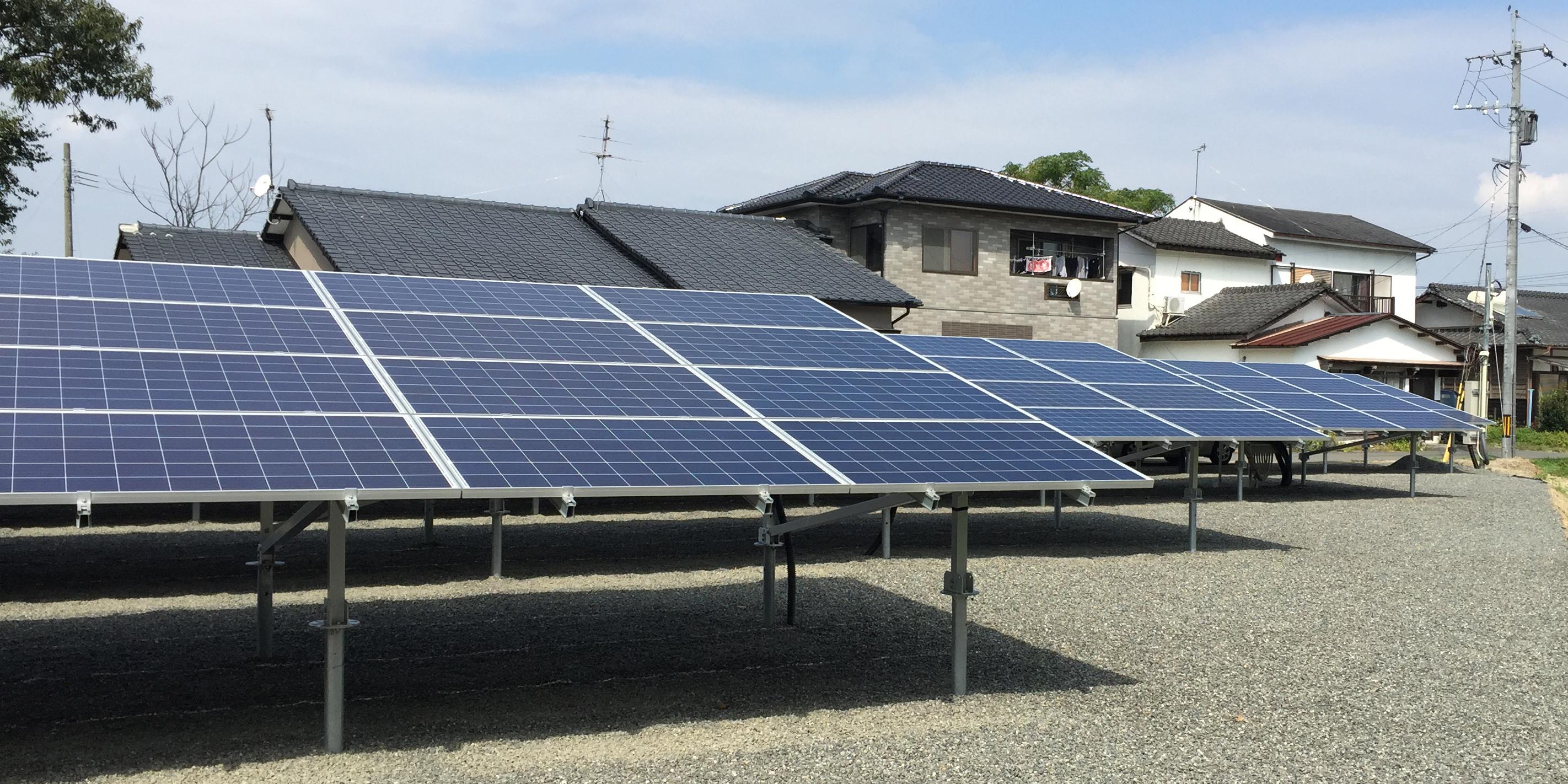 LP宇城太陽光発電所