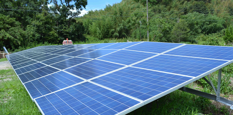 LP淡路太陽光発電所