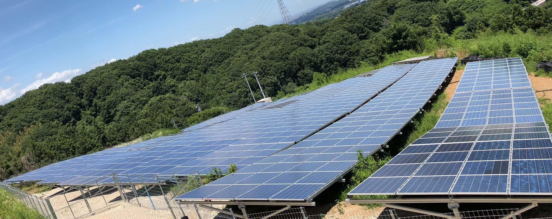 LP美里白石太陽光発電所