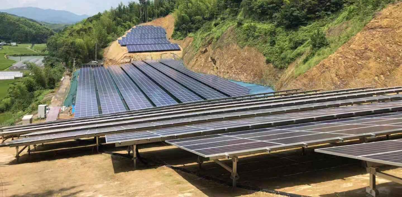 LP阿波福井太陽光発電所