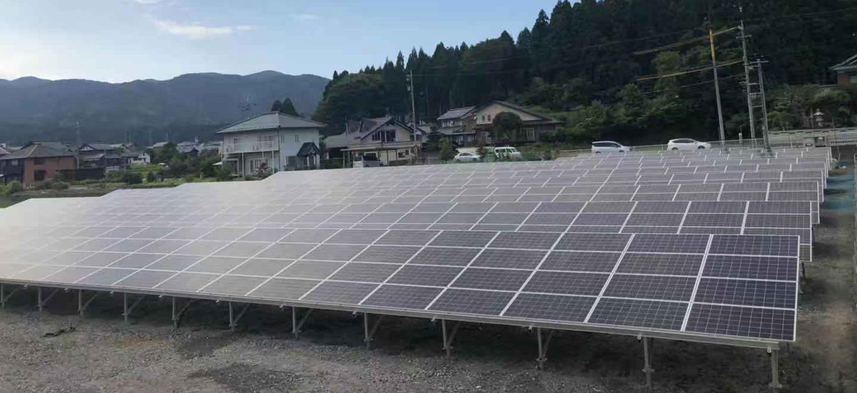 LP丹生郡越前町太陽光発電所