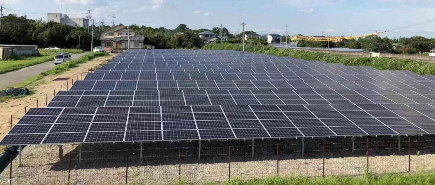 LP津市香良洲町太陽光発電所