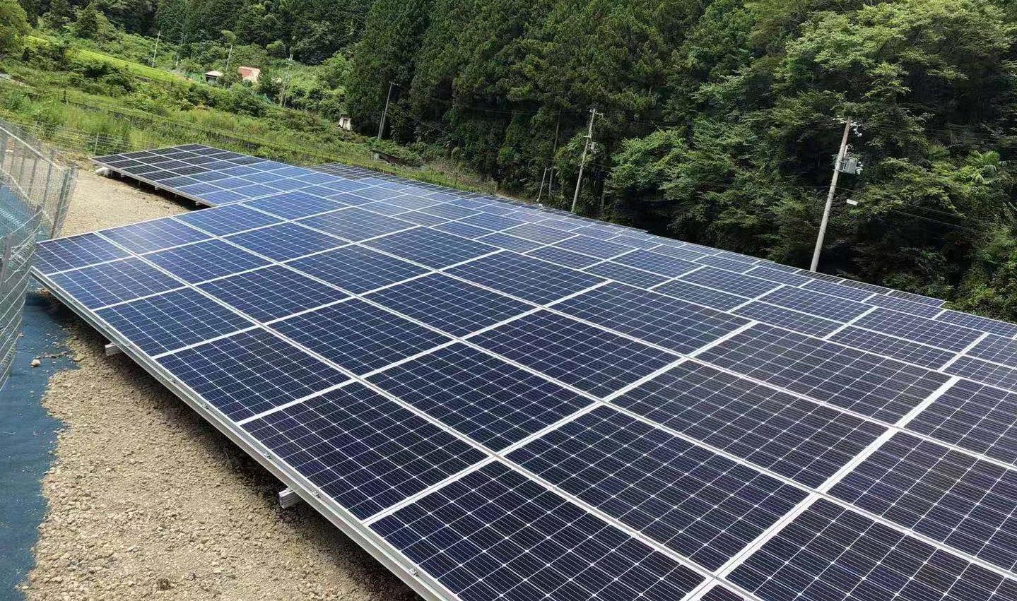LP有田郡有田川町太陽光発電所