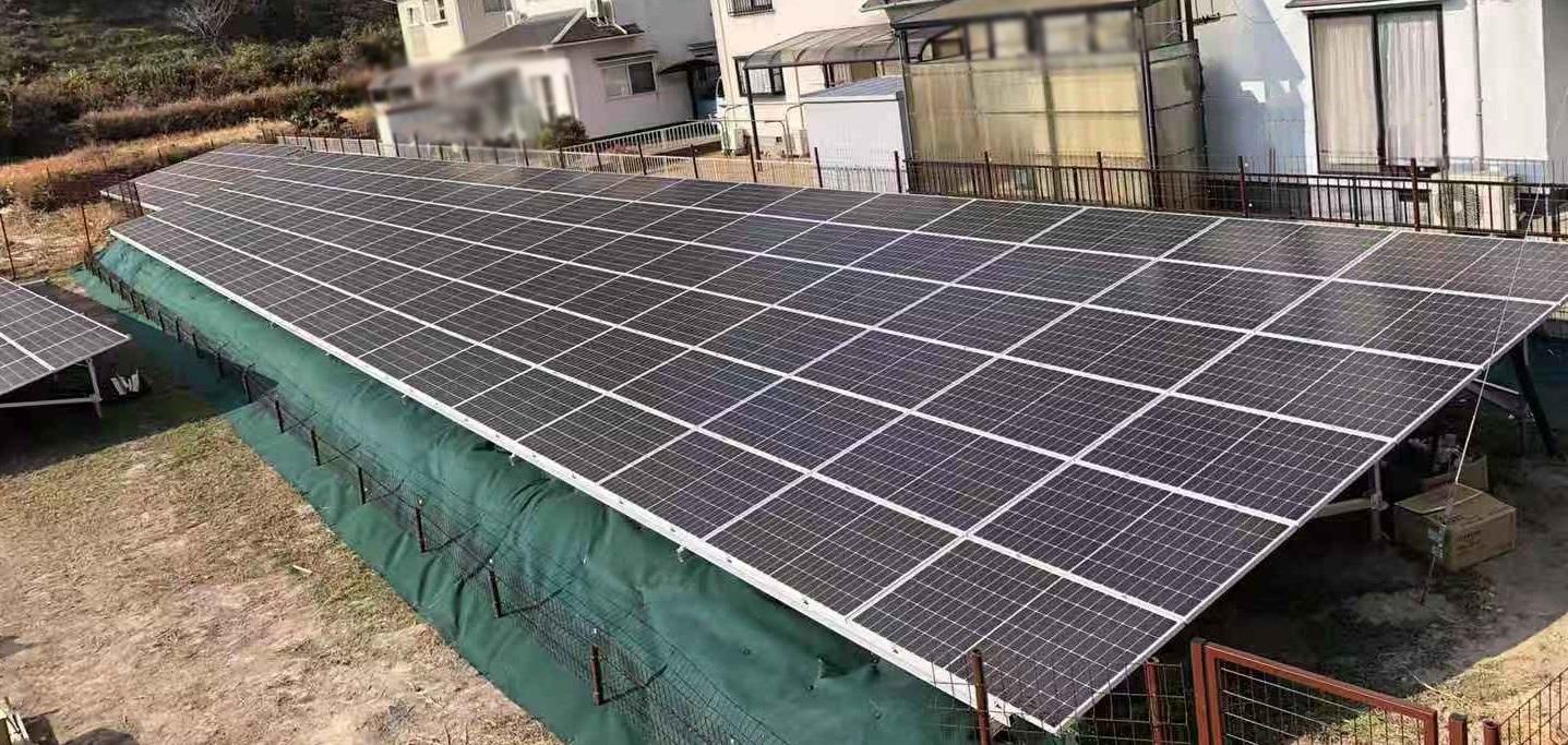 伊部498-2太陽光発電所