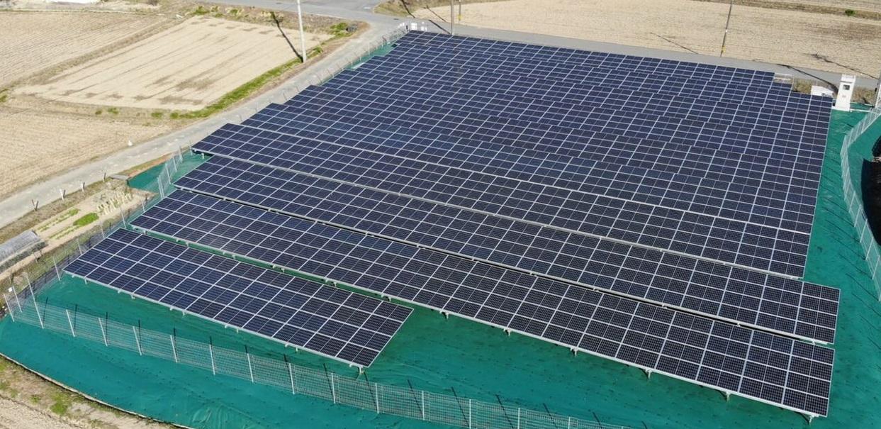 LP加西市福住太陽光発電所