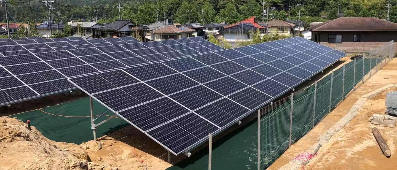 LP金子山太陽光発電所